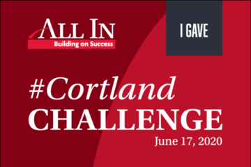 Cortland Challenge raises more than $250,000