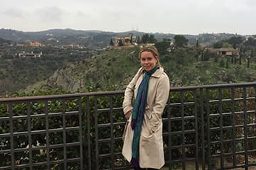 Recent grad earns Fulbright to teach in Spain