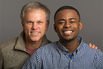 A Father-Son Bond, Born in Conservation Biology