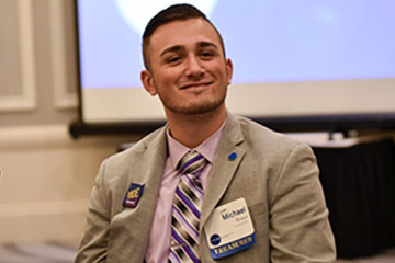 2017 Grad Elected SUNY Student Assembly President