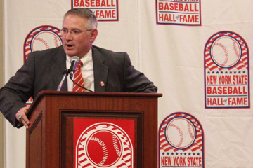 Cortland Coach Inducted into New York State Baseball Hall of Fame