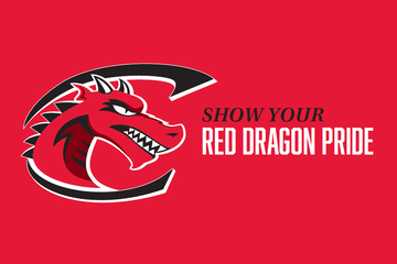 Show your Red Dragon Pride on Sept. 30