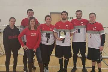 SUNY Cortland Embraces Inclusivity, Wins Goalball National Title