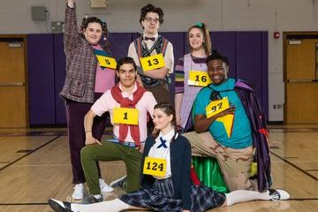 """Spelling Bee"" Musical Offers L-A-U-G-H-S"