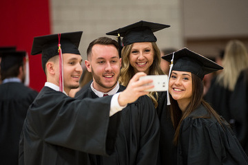 SUNY Cortland's Commencement Ceremonies to Be Held