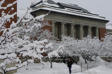 SUNY Cortland's Ability to Handle Winter Storms Earns National Certification