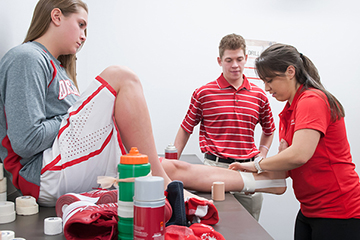 SUNY Cortland introduces master's in athletic training