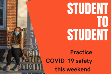 Student video on COVID-19 safety