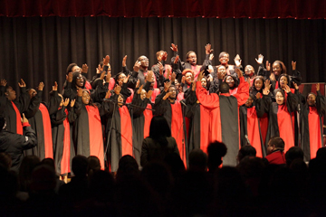 Gospel Choir Multicultural Celebration Set for Feb. 16