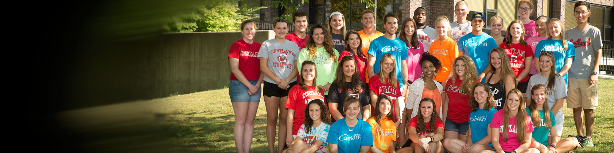 SUNY Cortland Tour Guides
