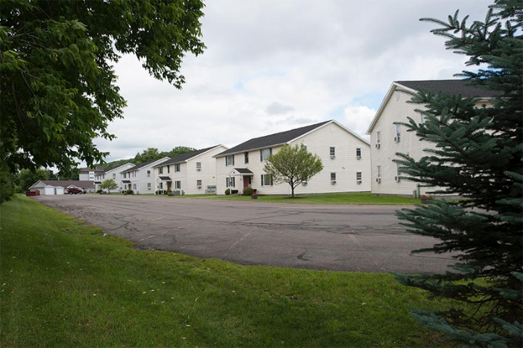 West Campus Apartments