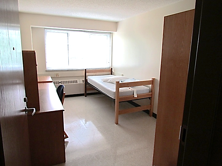 West Campus Single Room Png