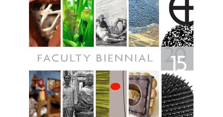 Faculty Biennial 2015