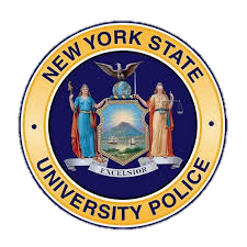 New York State University Police Logo