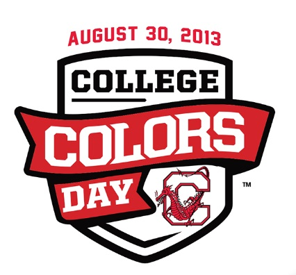 cortland college colors logo