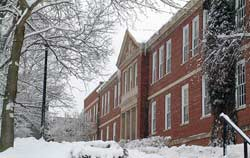 Moffett in the Winter