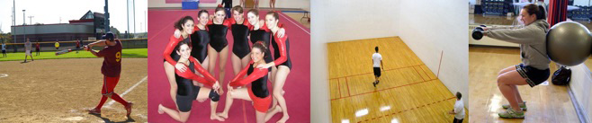 small photos of rec sports programs