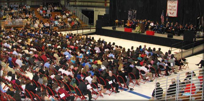 Honors Convocation - SUNY Cortland