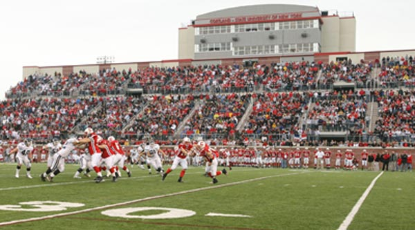 Stadium Complex Red Field during Cortaca Jug game