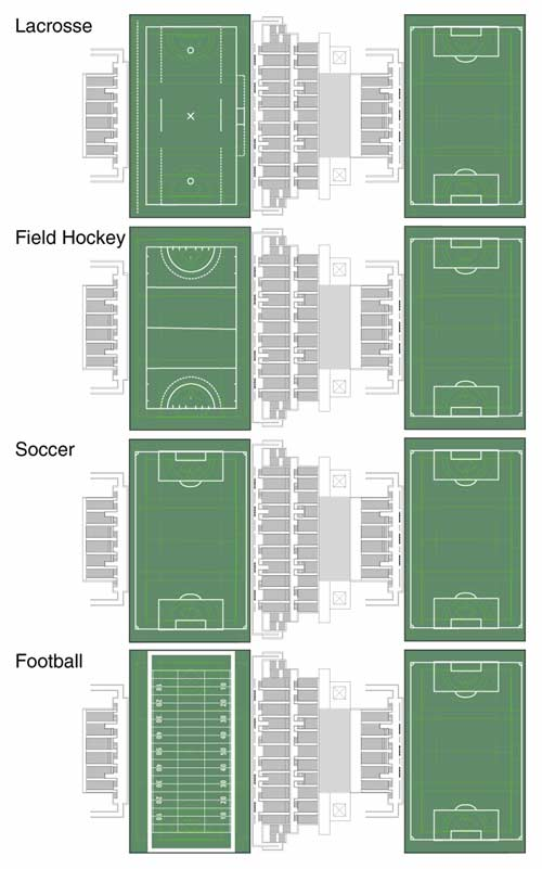 Stadium Seating Charts