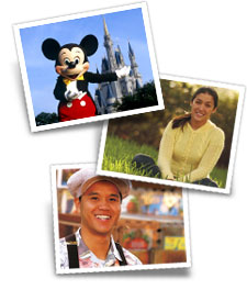 Disney Internship Photos