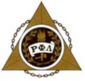 Rho Phi Lambda Honor Society logo