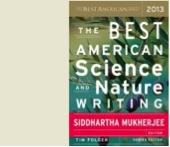 Best Science and Nature Writing book cover