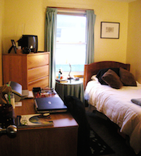 West Campus Bedroom