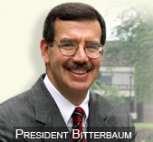 Picture of President Bitterbaum