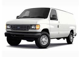 Image of a van