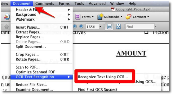 image illustrating how to save an accessible pdf