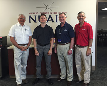 NUAIR Alliance visit