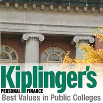 Kiplinger's Personal Finance - Best Values in Public Colleges