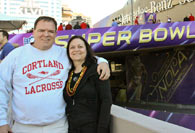 Sean Murray '80 and wife Deb Henretta