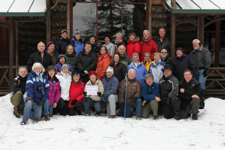 Winter Alumni Camp 2012