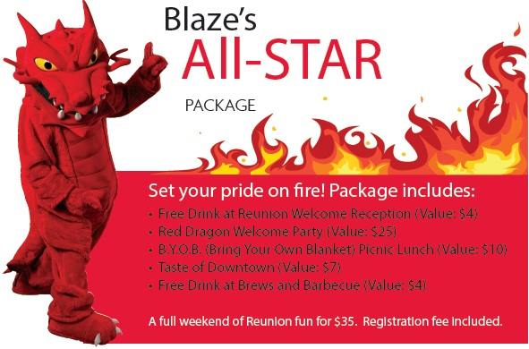 Blaze's All Star Package