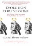 Evolution for Everyone book Cover