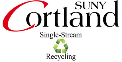 single stream recycling logo
