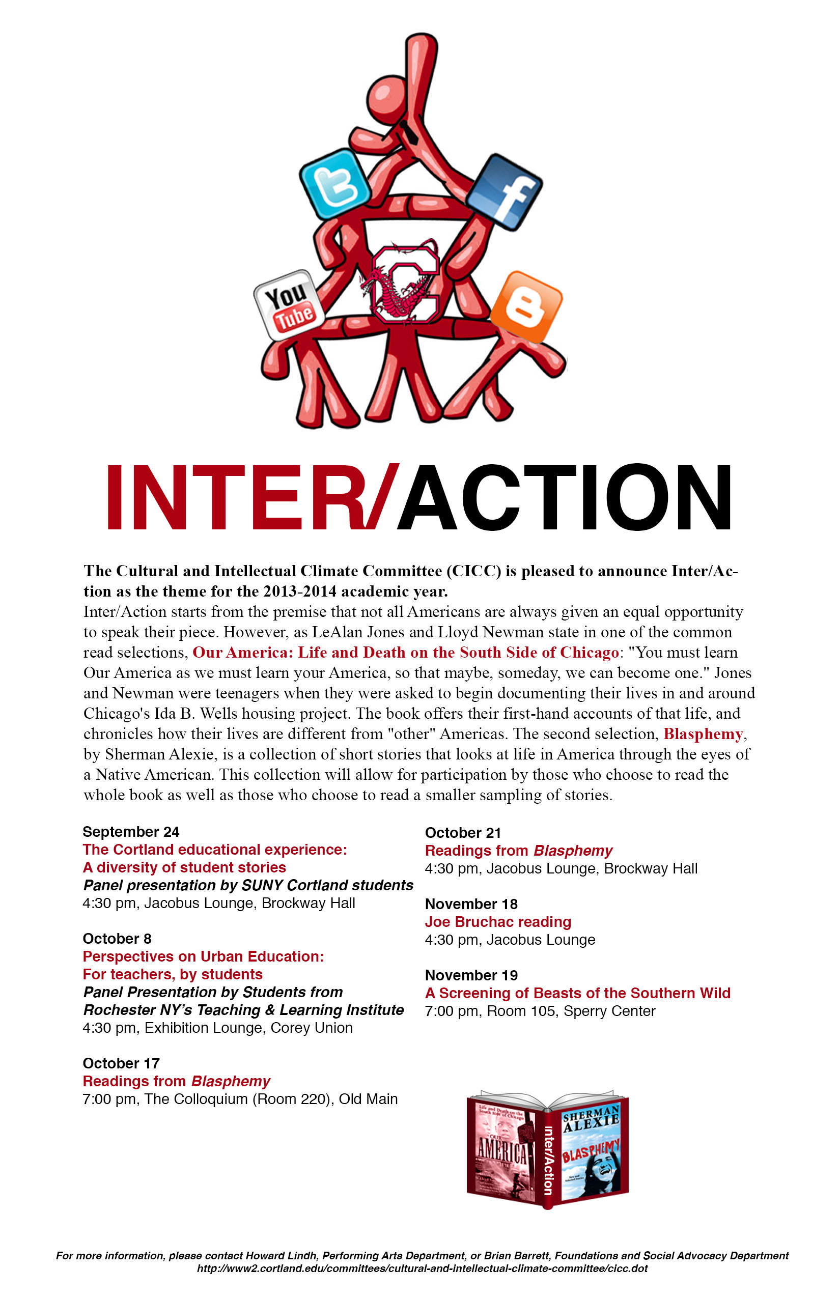 Interaction poster