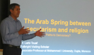 Arab Spring Between Secularism and Religion