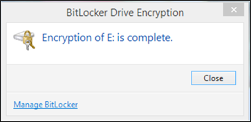 BitLocker Instructions - SUNY Cortland