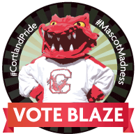 Vote Blaze Badge