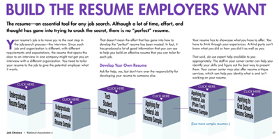 Resumes And Cover Letters Suny Cortland