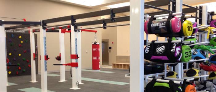 Fitness Areas Suny Cortland
