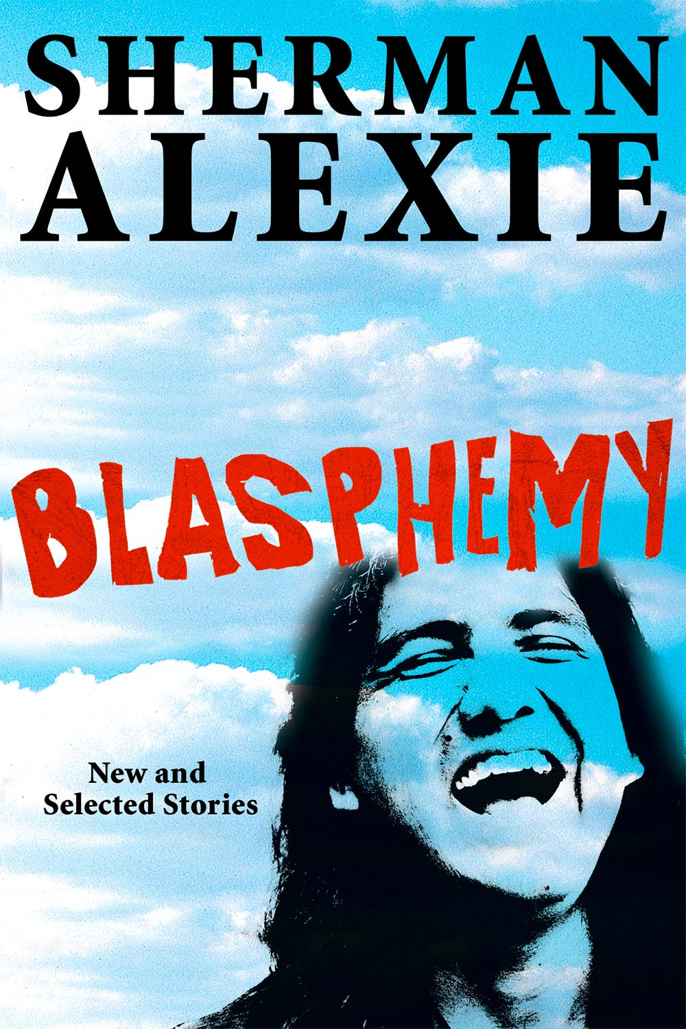 Blasphemy Book Cover