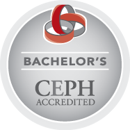 CEPH Accredited Seal