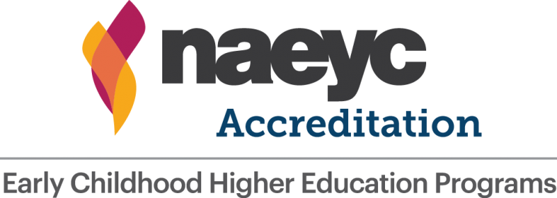 Accredited by the National Academy of Early Childhood Programs