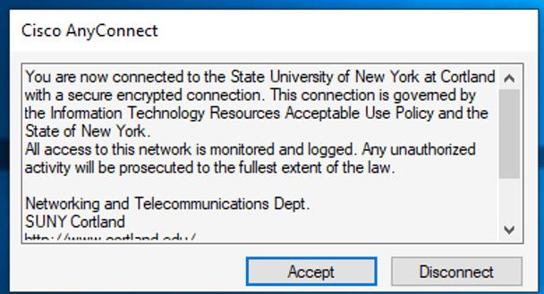 VPN TOS